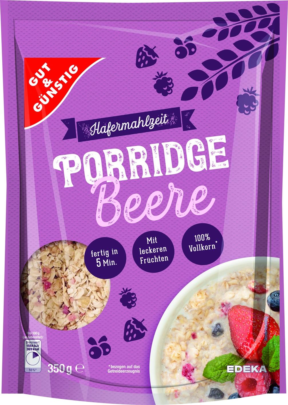 Porrdige Beere