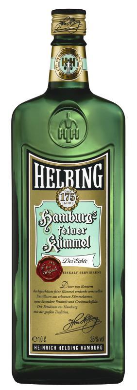 Helbing Hamburgs feiner Kuemmel