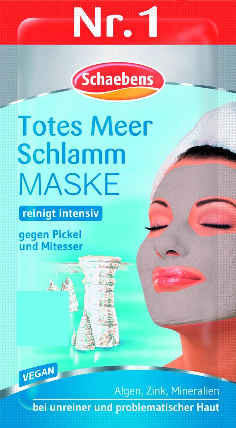 Gesichtsmaske Totes Meer 15ml