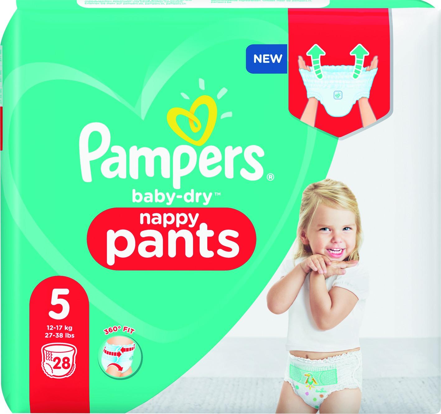 Spar Baby Dry Pants 5 28er