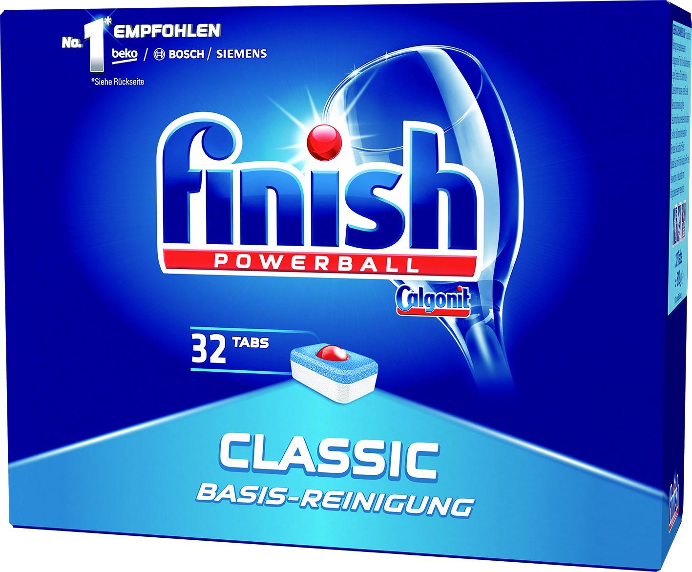 Finish Powerballs Classic 32er