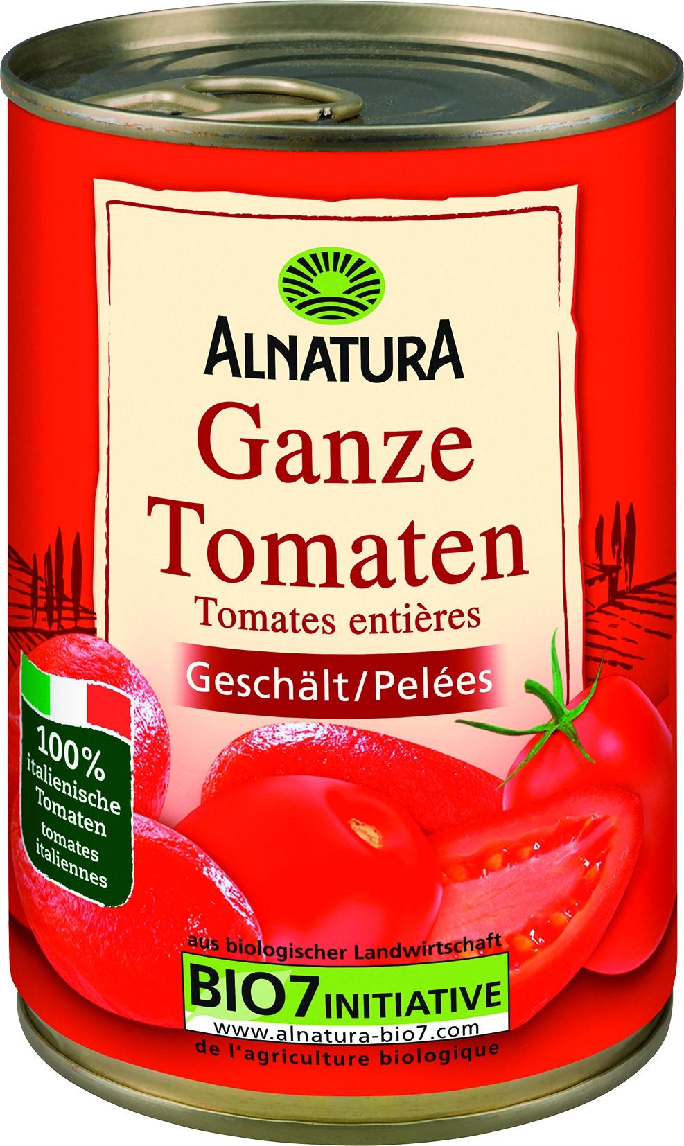 Ganze Tomaten