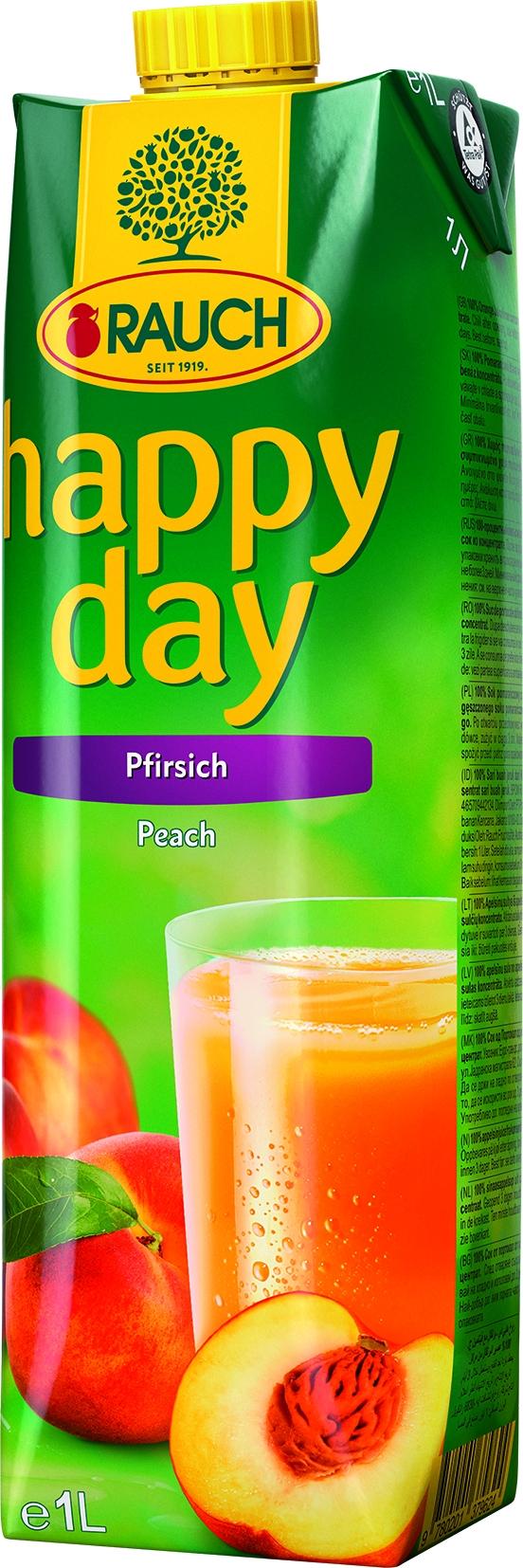 Happy Day Pfirsich