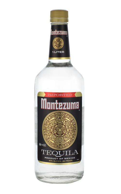 Montezuma Tequila Silver