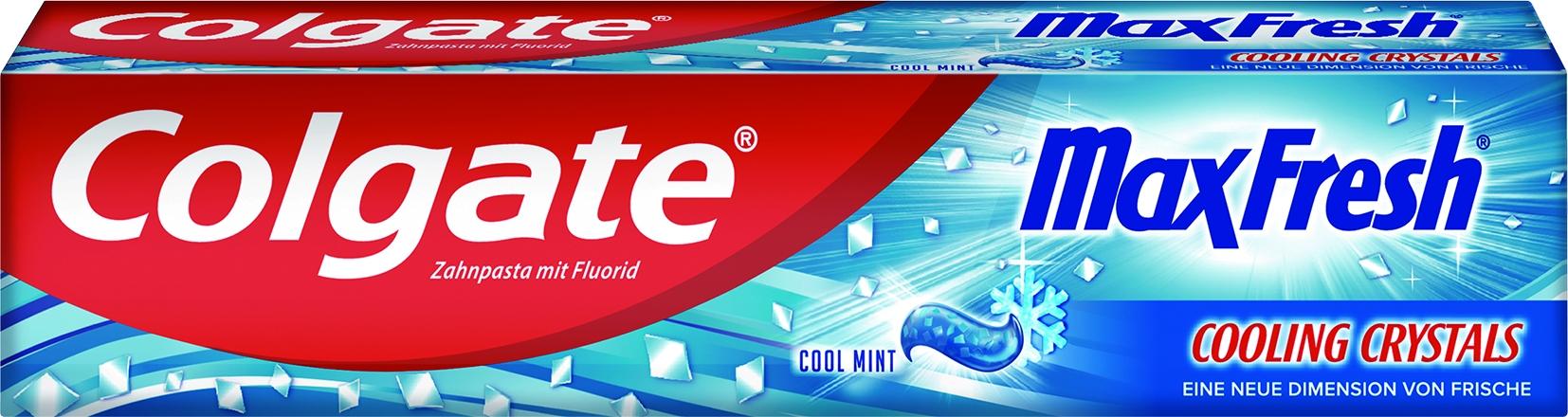Zahncreme fresh cool