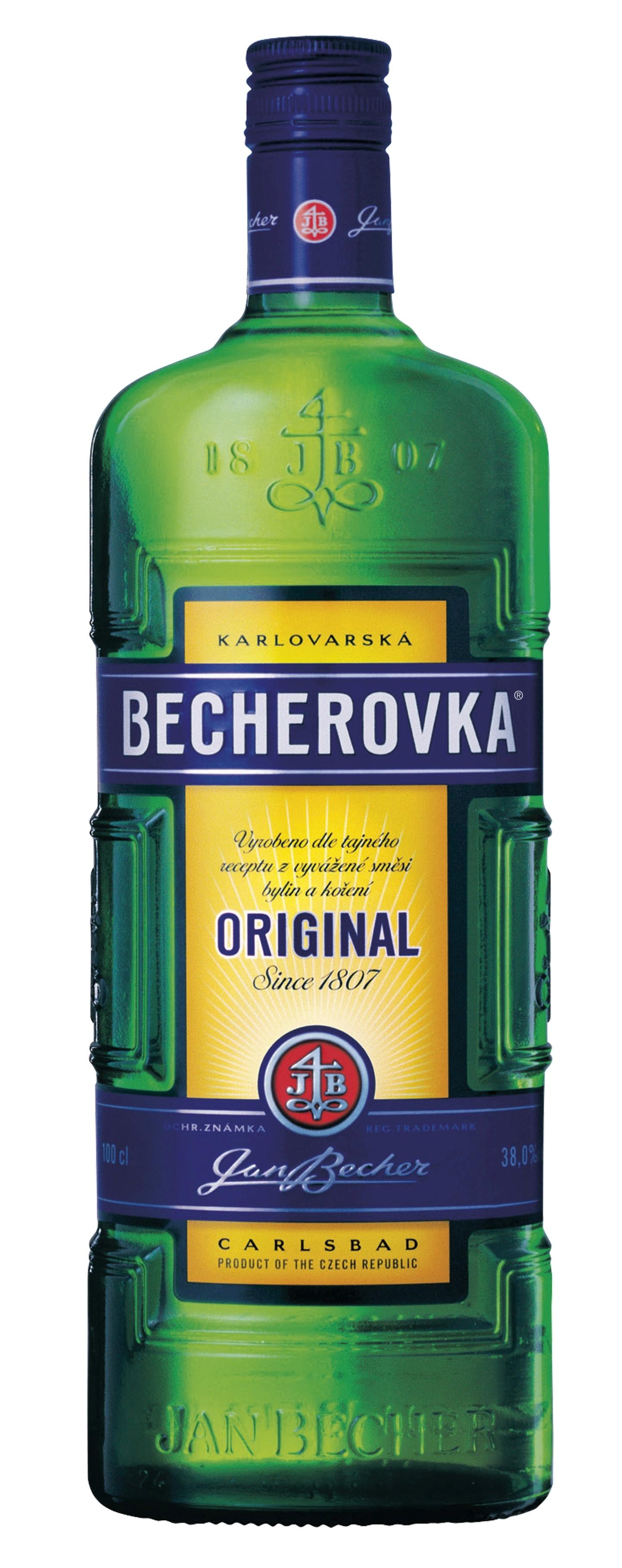 Becherovka Carlsbad