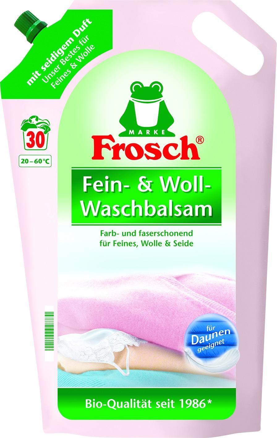 Fein & Wollbalsam Waschmittel 30WL