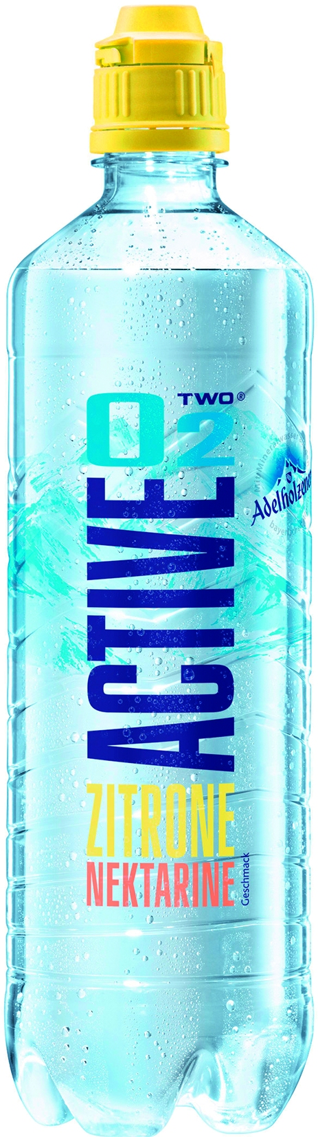 Active O2  Fitness Water Lemon-Nektarine