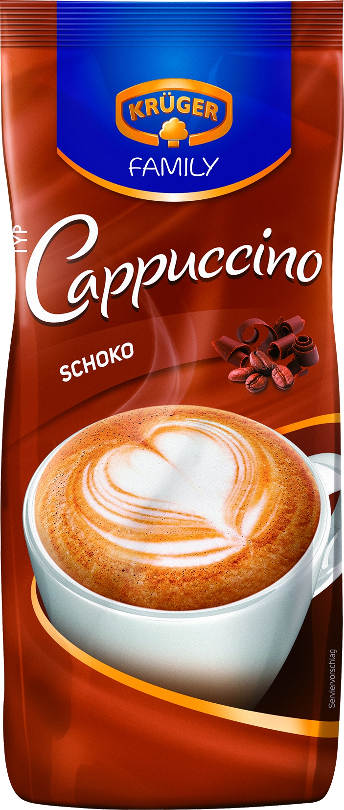Family Schoko-Cappuccino