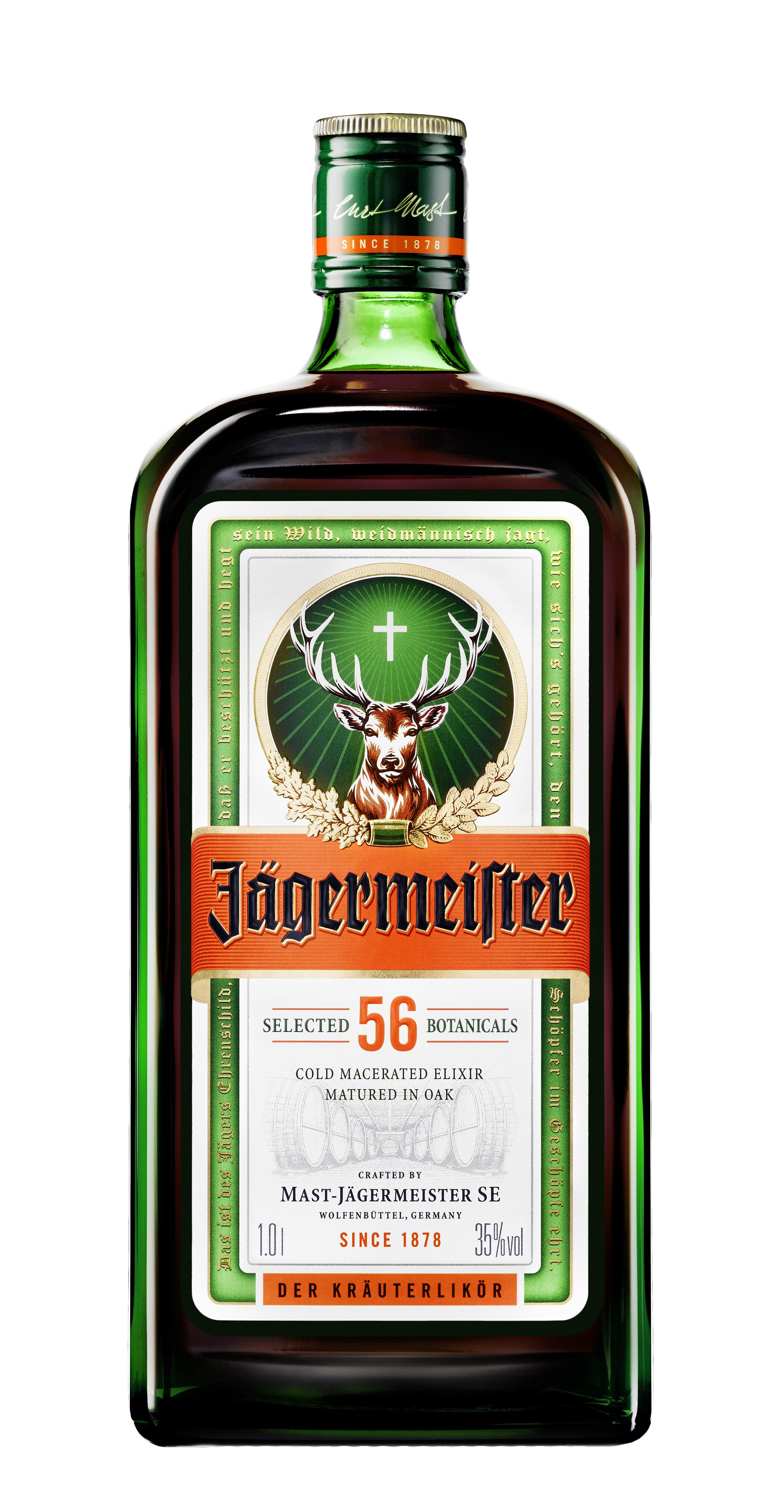 Jaegermeister Kraeuterlikoer