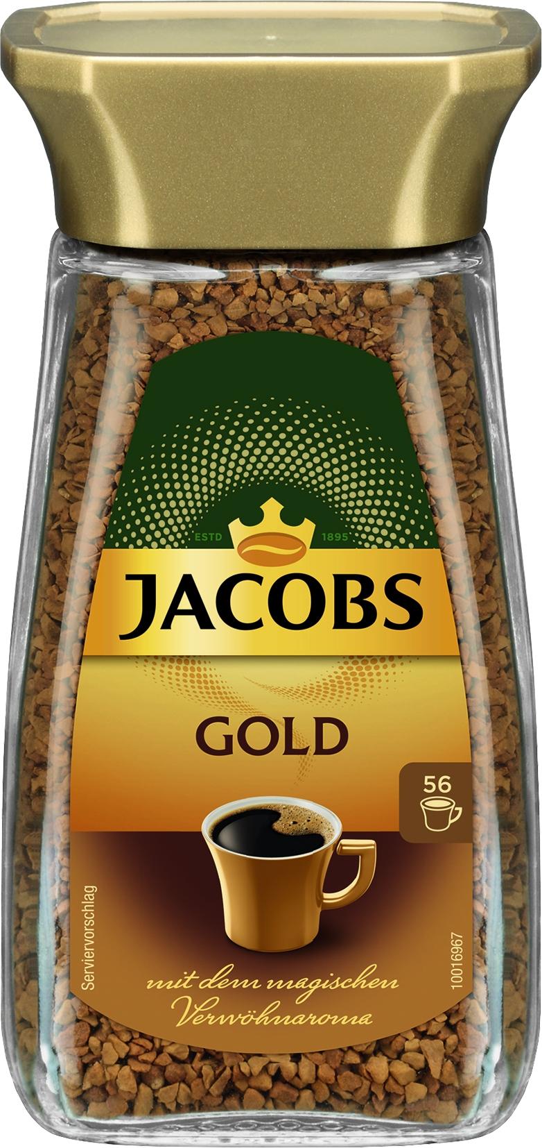 Cronat Gold, Instant Kaffee