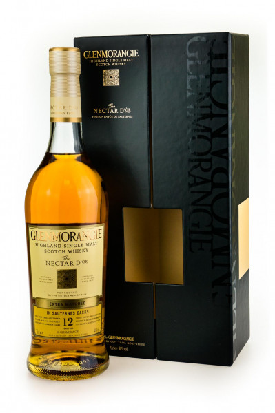 Glenmorangie The Nectar D´OR, extra matured in Sauternes Casks, 12yo