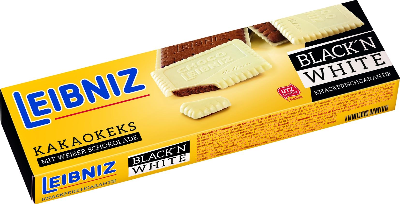 Leibniz Choco Black´n White