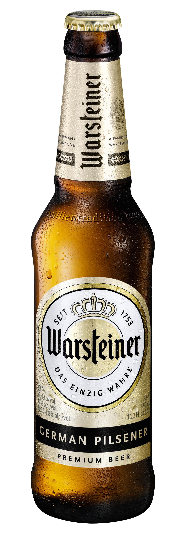 Warsteiner Premium Pilsener 24Fl x 0,33l