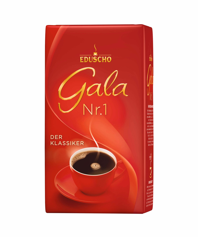 Gala Nr.1 Kaffee gemahlen