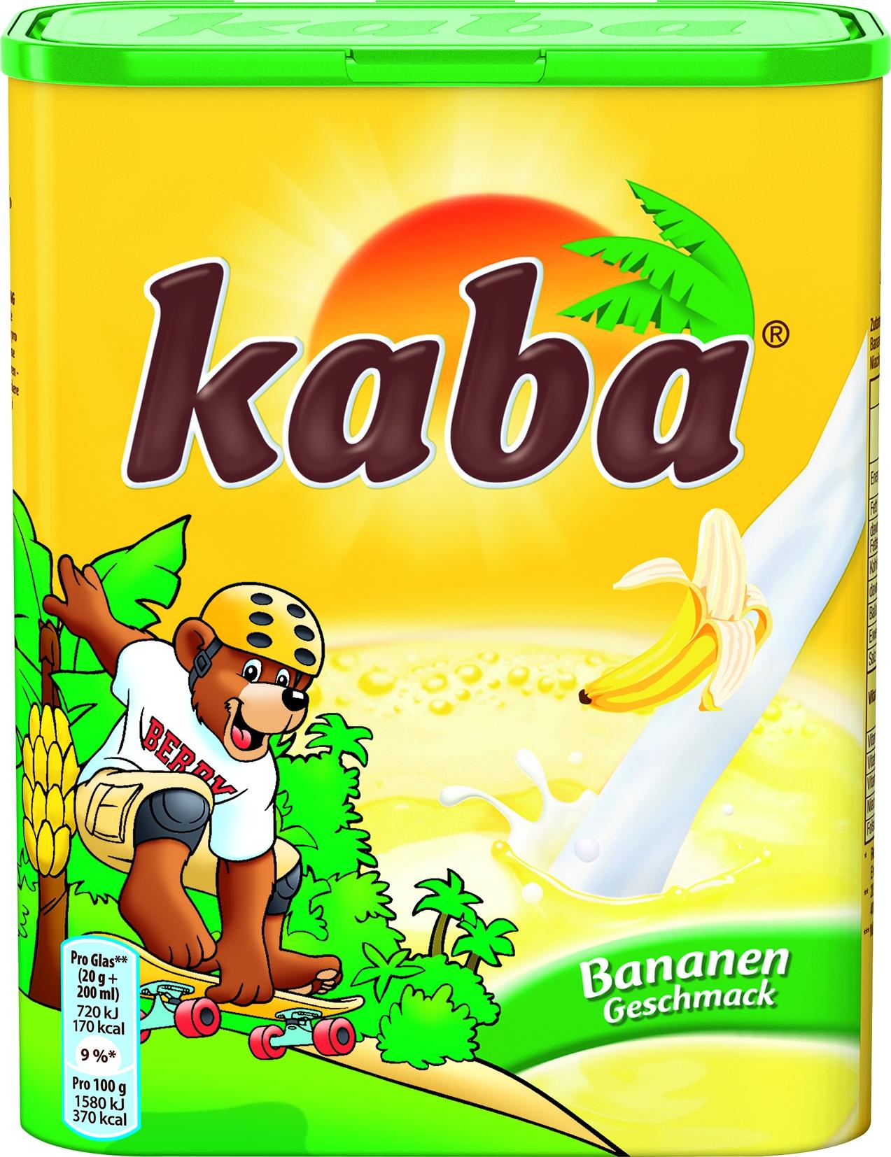 Getränkepulver Bananengeschmack