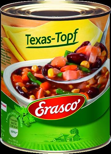 Feuertopf Texas