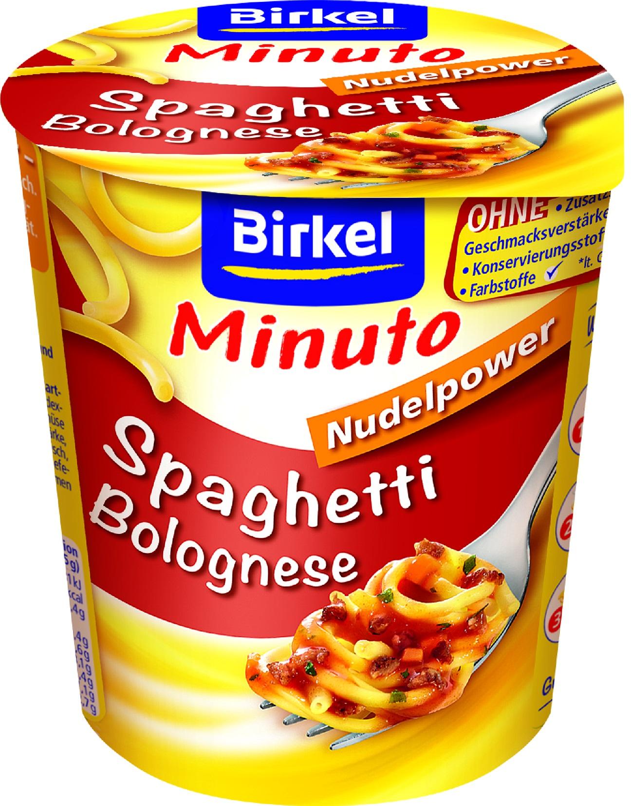 Minuto Spaghetti Bolognese