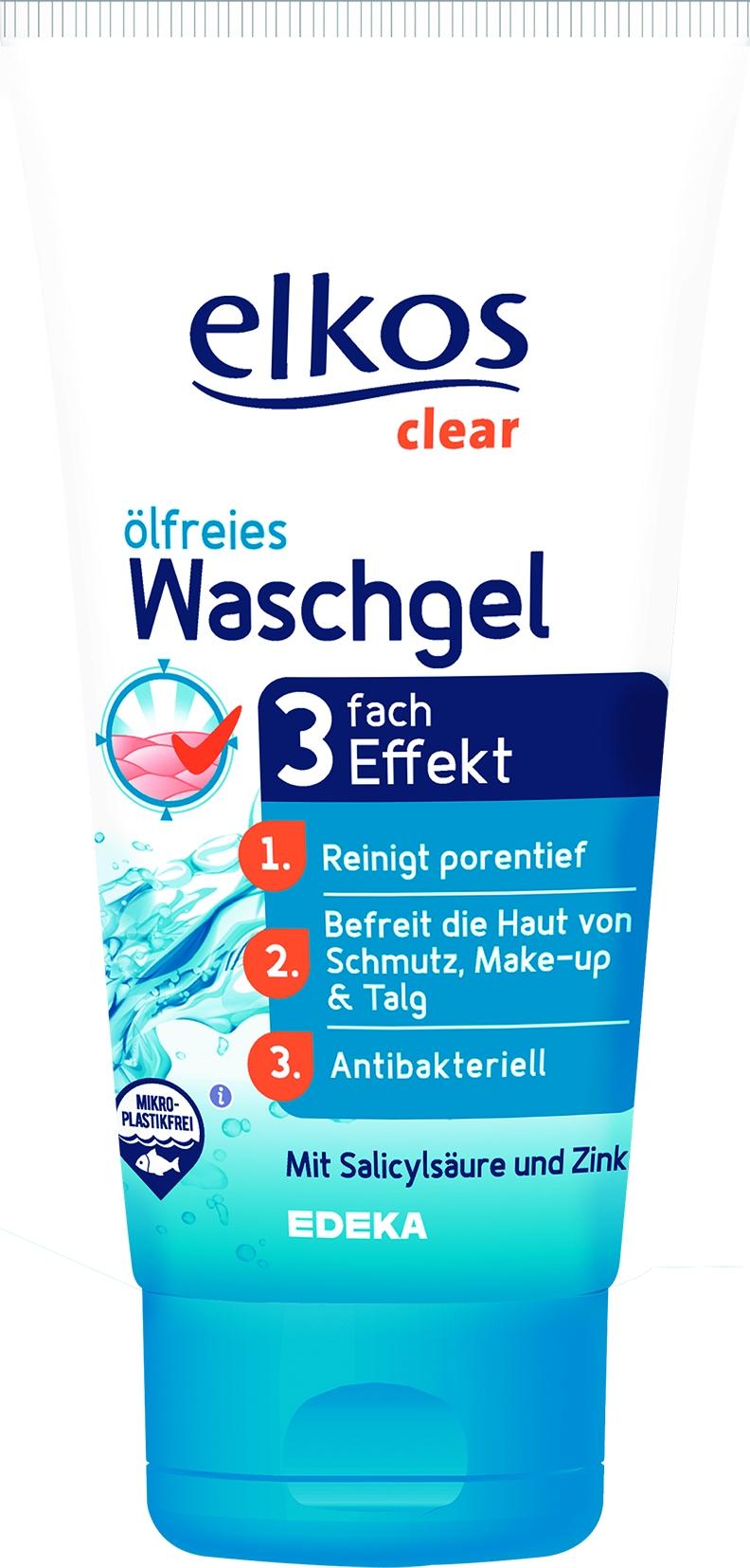 Clear Waschgel