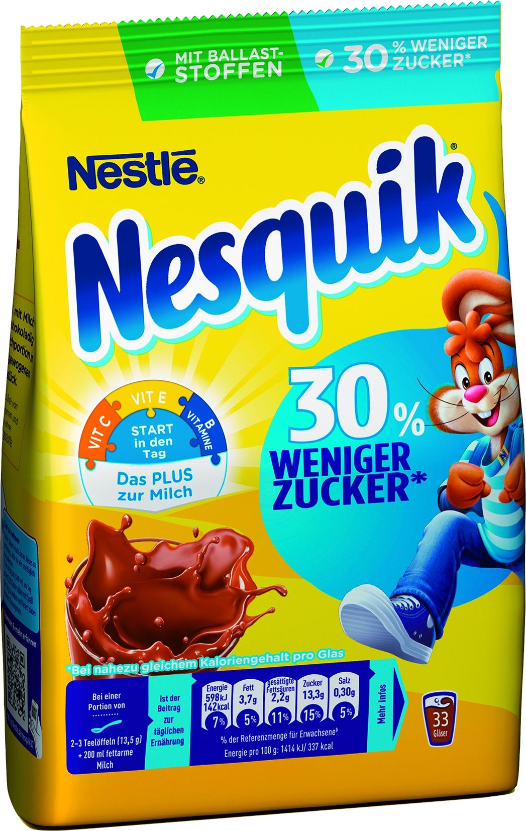 Kakaopulver Zuckerreduziert NF-Beutel