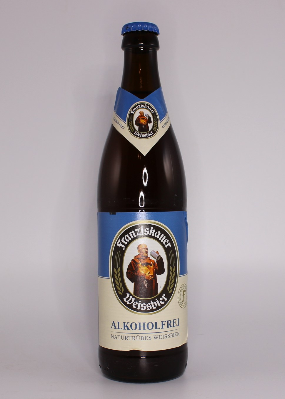 Franziskaner alkoholfrei, 20FL x 0,5ltr