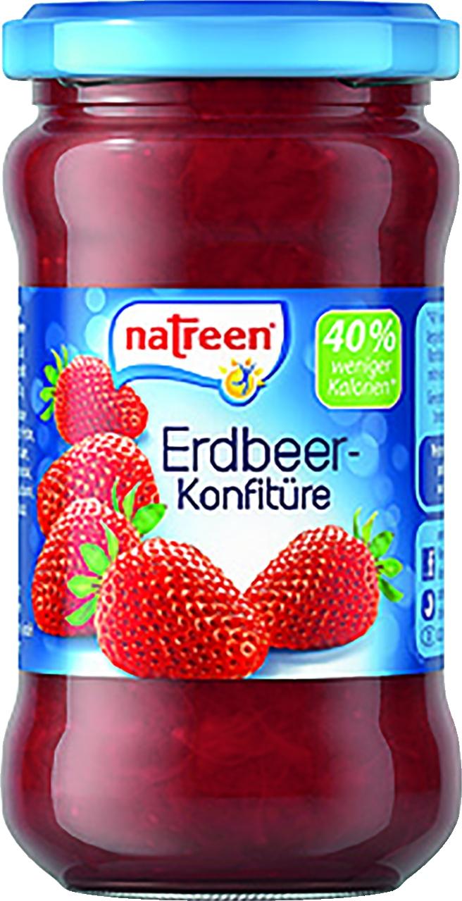 Fruchtaufstrich Erdbeer