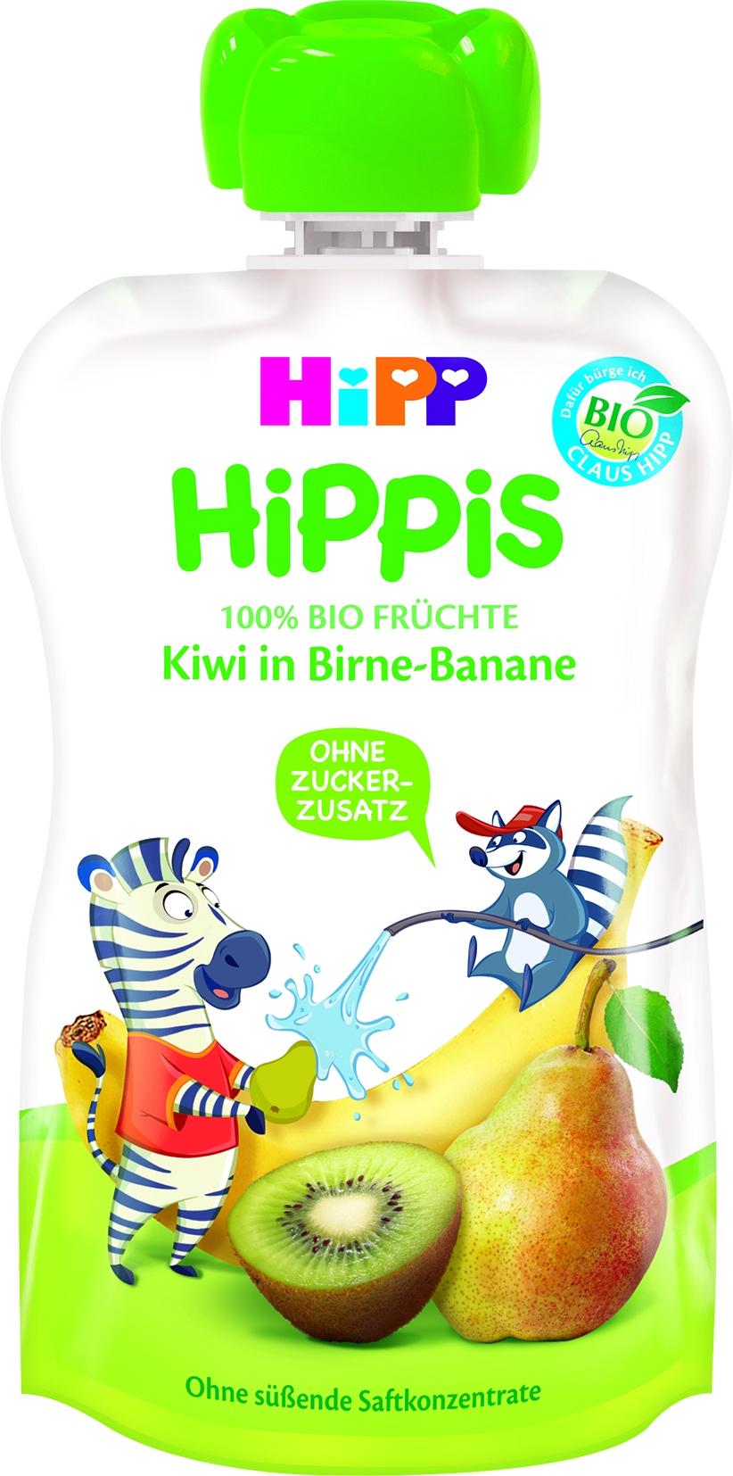 8527-01 Hippis Kiwi/Birne/Banane