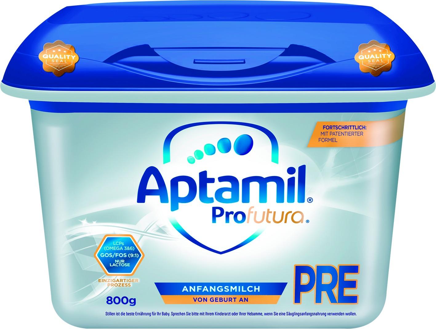 Aptamil Anfangsmilch Pre Profutura