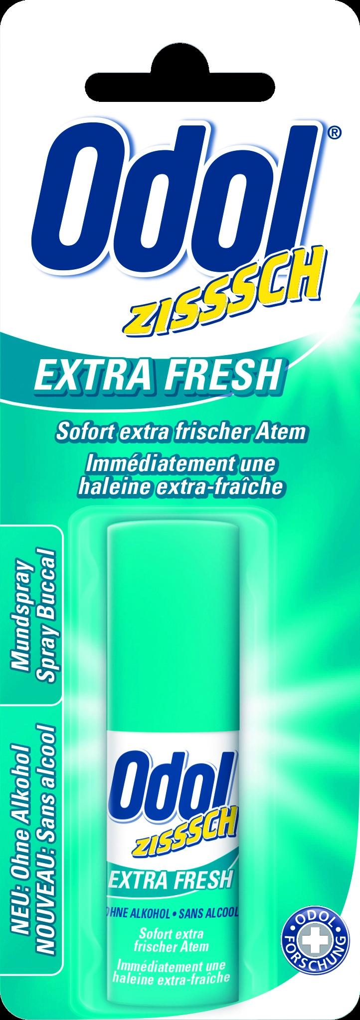 Mundspray Extra Frisch