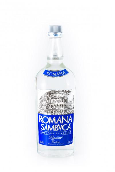 Romana Sambuca White