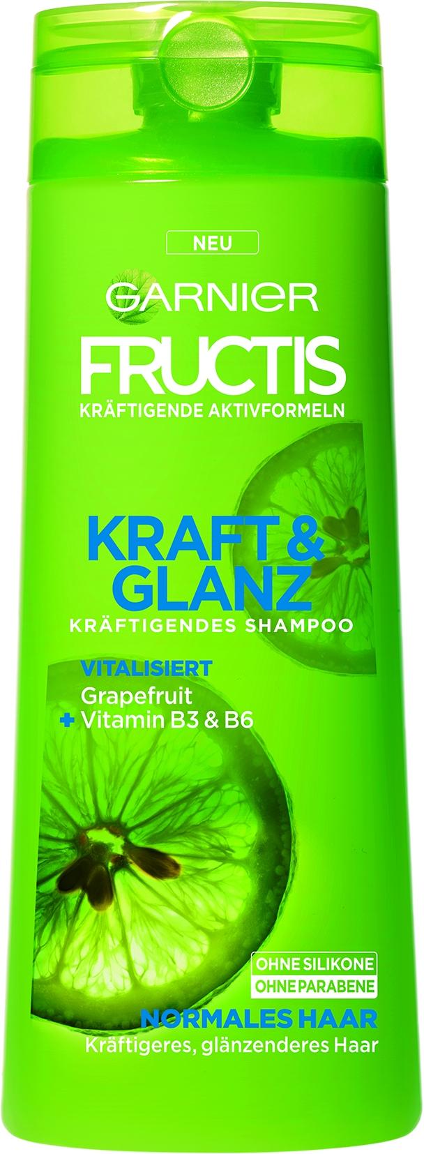 Shampoo Kraft&Glanz