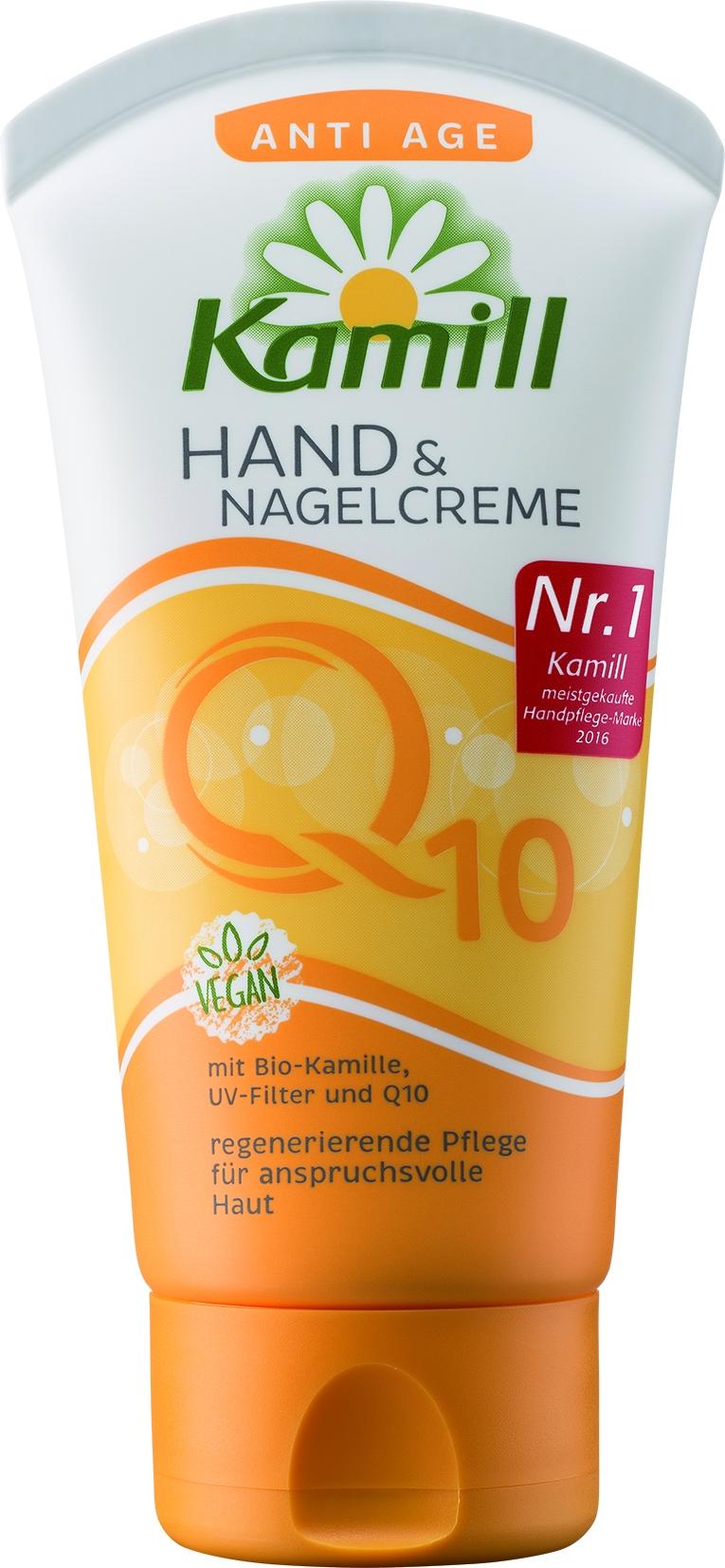 Hand- und Nagelcreme Anti Age Q10