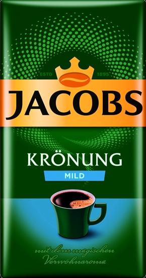 Kroenung Kaffee Mild gemahlen