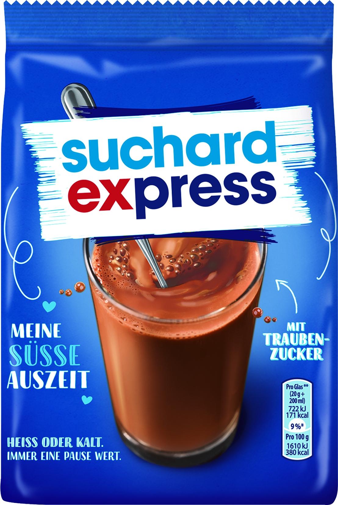 Express Kakaopulver NF-Beutel
