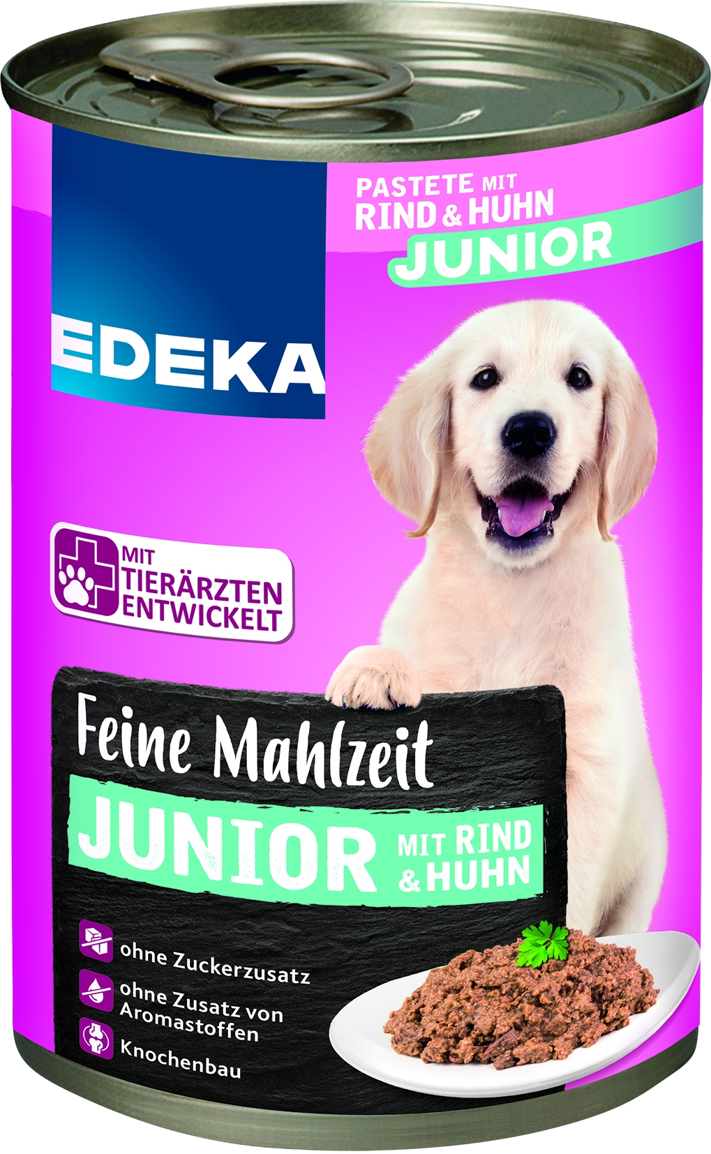 Dog Junior Gefluegel