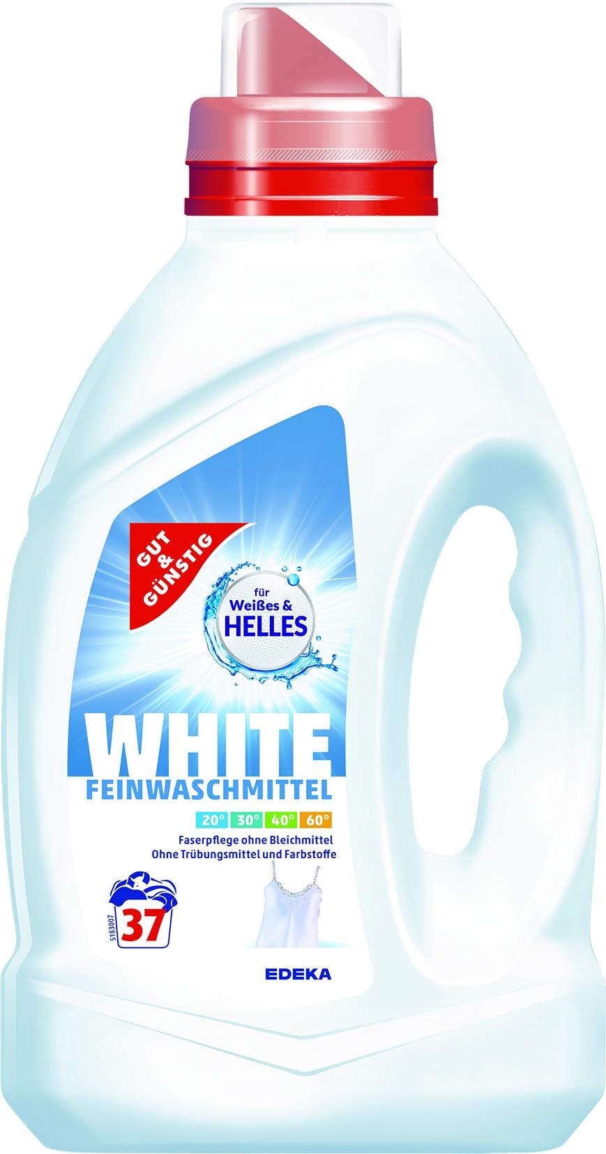 Waschmittel White Line 37 WL